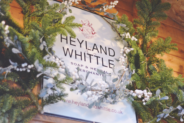 Heyland & Whittle Christmas Market
