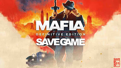 Mafia 1 definitive edition save game