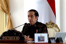 Video Pernyataan Lengkap Jokowi UU Cipta Kerja