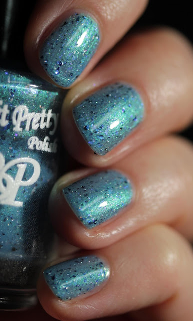 Paint It Pretty Polish Water of the Sea swatch by Streets Ahead Style