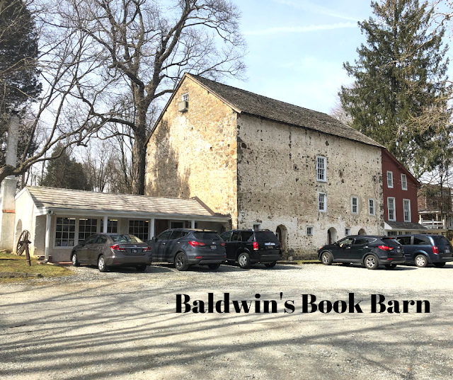 Wandering Through Books and History at Baldwin's Book Barn in West Chester, Pennsylvania