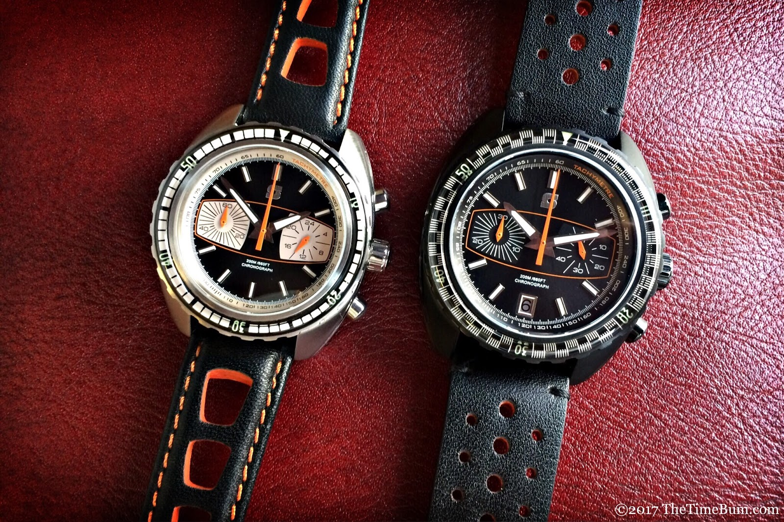 Straton Syncro 40mm and 44mm