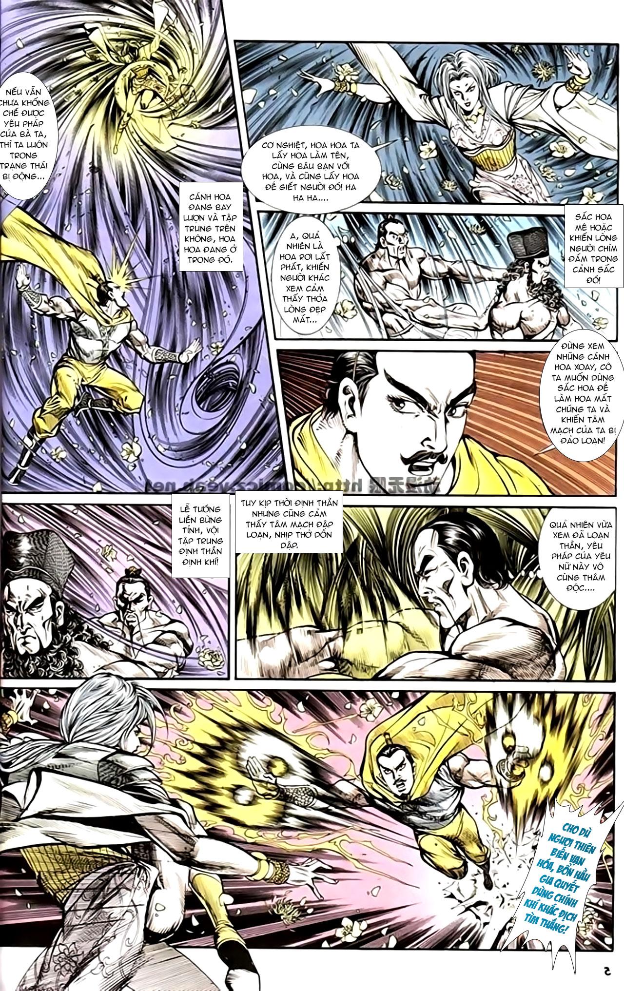 Cơ Phát Khai Chu Bản chapter 138 trang 6