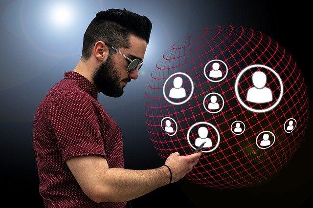 Uomini da evitare sui social networks