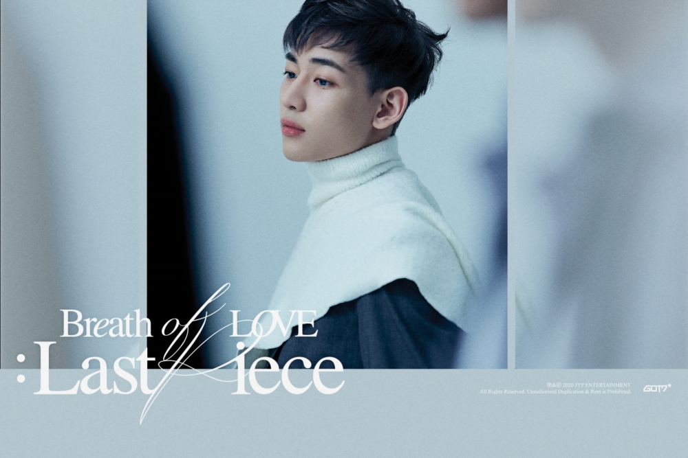 GOT7's BamBam Looks Cool in The Album Teaser 'Breath of Love: Last Piece'