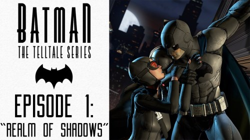 Batman Episode 1 PC Game