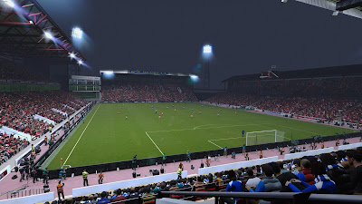 PES 2021 Oakwell Stadium