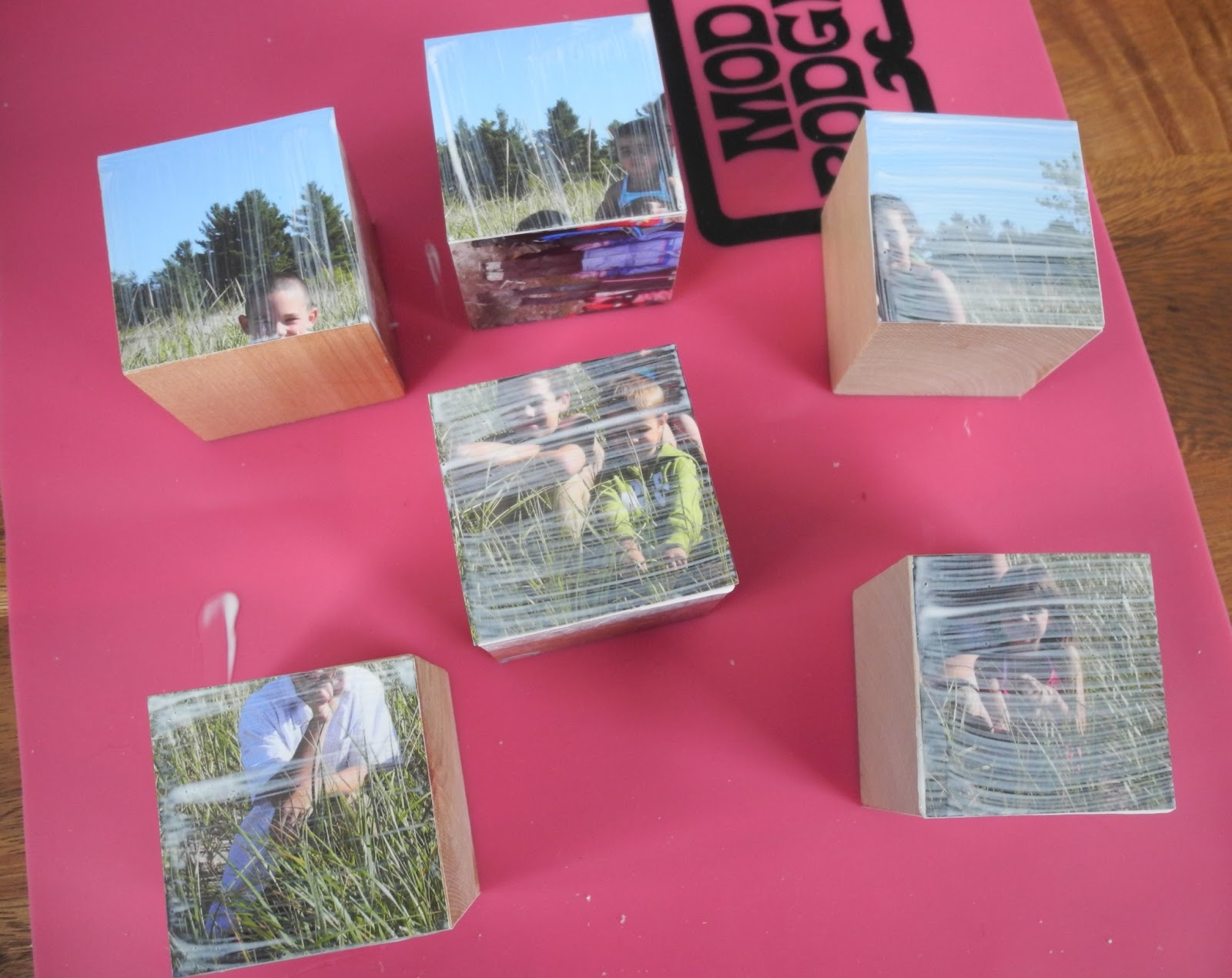 Pin Supplies: Picture Block Puzzle