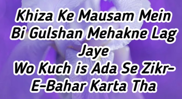 Sad Shayari for friends