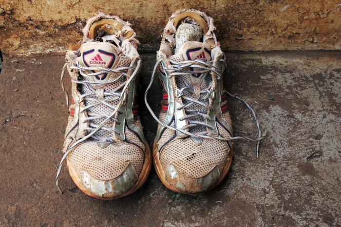 Zapatos para mis ¿Debo correr? plantillas para conseguir
