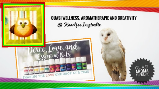 Quasi Wellnes, Aromatherapie and Creativity