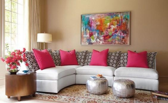 Ruangan Serba Pink
