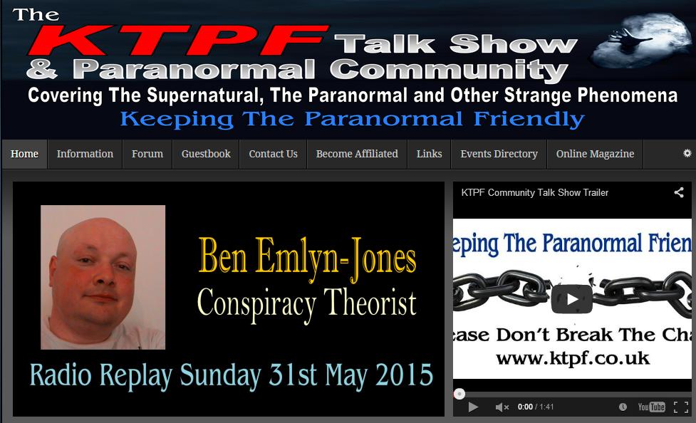 HPANWO Voice: Ben Emlyn-Jones on KTPF