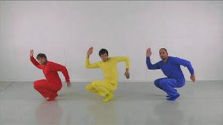 OK Go sings Three Primary Colours, Sesame Street Episode 4411 Count Tribute season 44