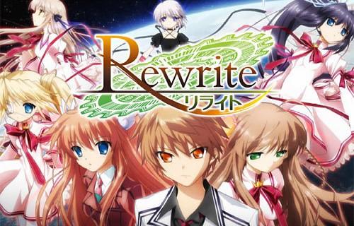 Anime Rewrite akan tayang summer 2016