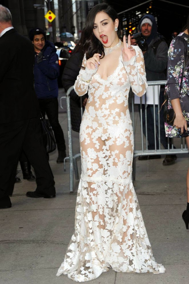 Charli XCX – Billboard Women In Music Luncheon 2014 in NYC