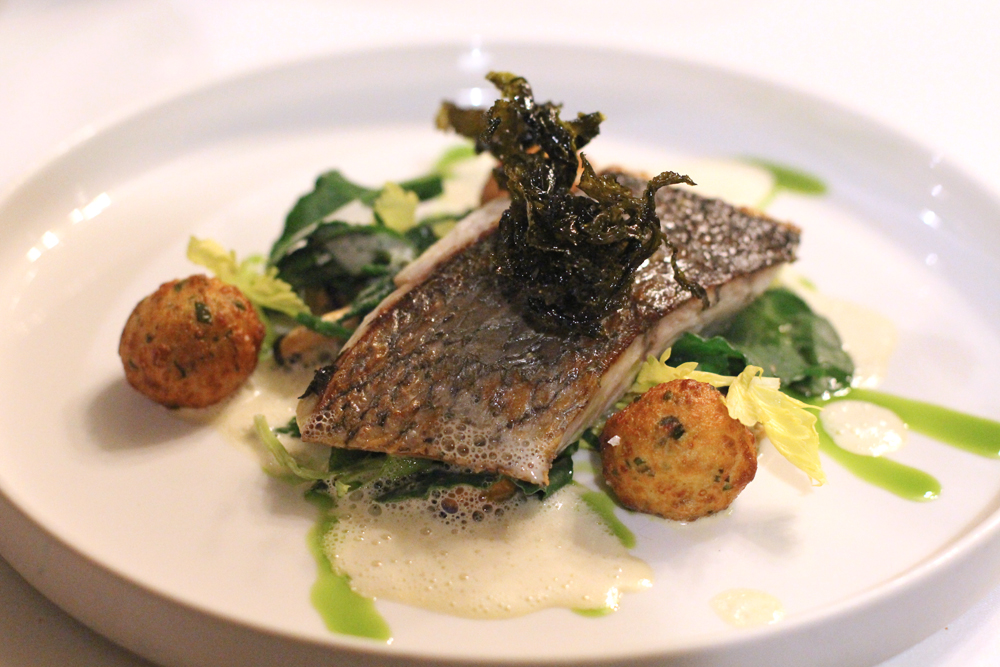 Dinner at Rushton Hall, Northamptonshire - UK luxury travel blog
