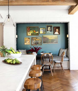 Dining Room Accent Wall Options for Attraction