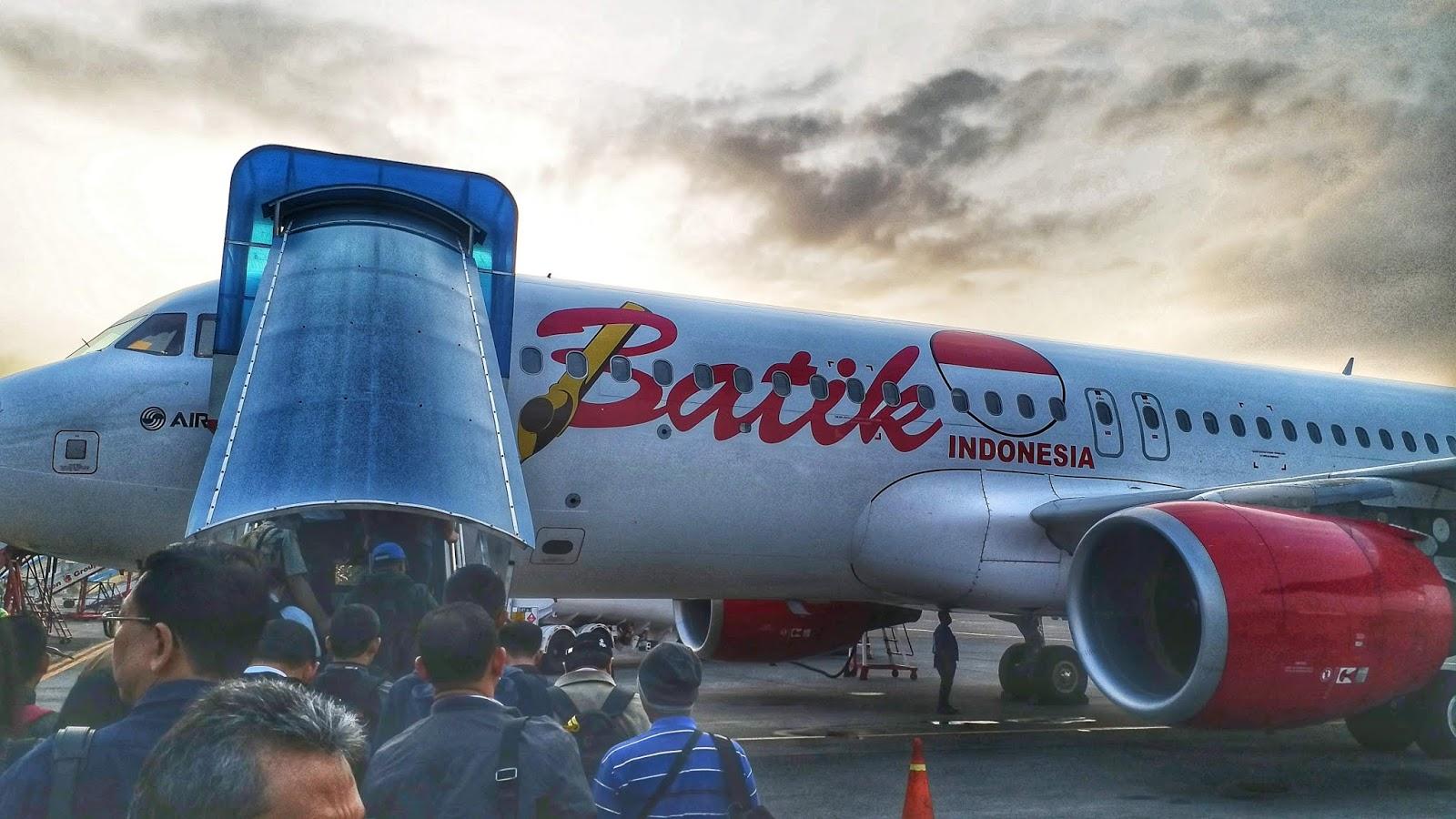 Tujuan Wisata Diskon Tiket Pesawat 50%, Bali-Lombok-Jogja Juga Lo!