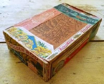 Como hacer una Caja de Puros