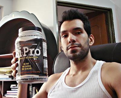 Gana masa muscular tomando Bipro upn
