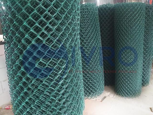 Pabrik Kawat Harmonika PVC