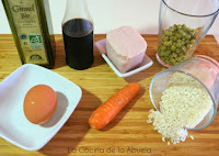 Arroz Chino Tres Delicias receta pasos ingredientes