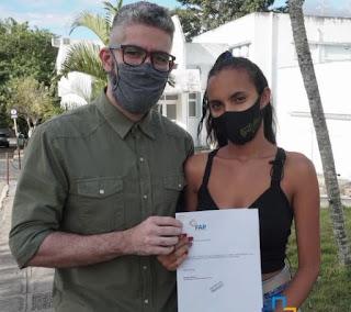 Após conseguir meio milhão de reais para cirurgia, jovem doa R$ 300 mil para hospital de CG