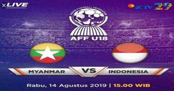 Cara Paling Tepat!!! Menonton Live Streaming Bola Indonesia Vs Myanmar