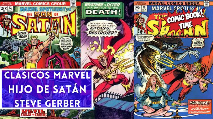 Clásicos Marvel: Hijo de Satán de Steve Gerber