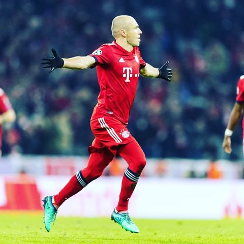 Robben to Leave Bayern at End of the Season
