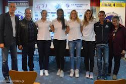 Έτοιμο το Μαρκόπουλο για τη νέα πρόκληση του φάιναλ φορ Κυπέλλου Ελλάδας (vid)