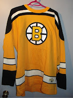 NHL CCM Heritage Jersey Collection - Boston Bruins Circa 1959