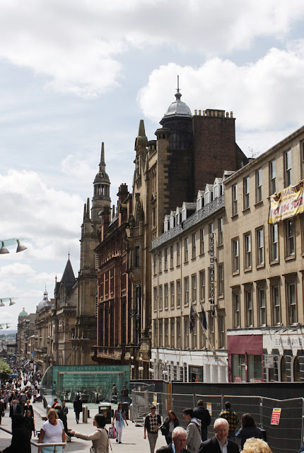 Skotlanti - Glasgow 2