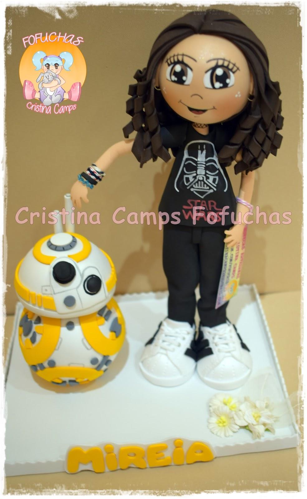 f53a89db224 Cristina Camps Fofuchas  FOFUCHA STAR WARS