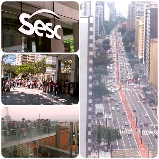 SESC -  Av. Paulista