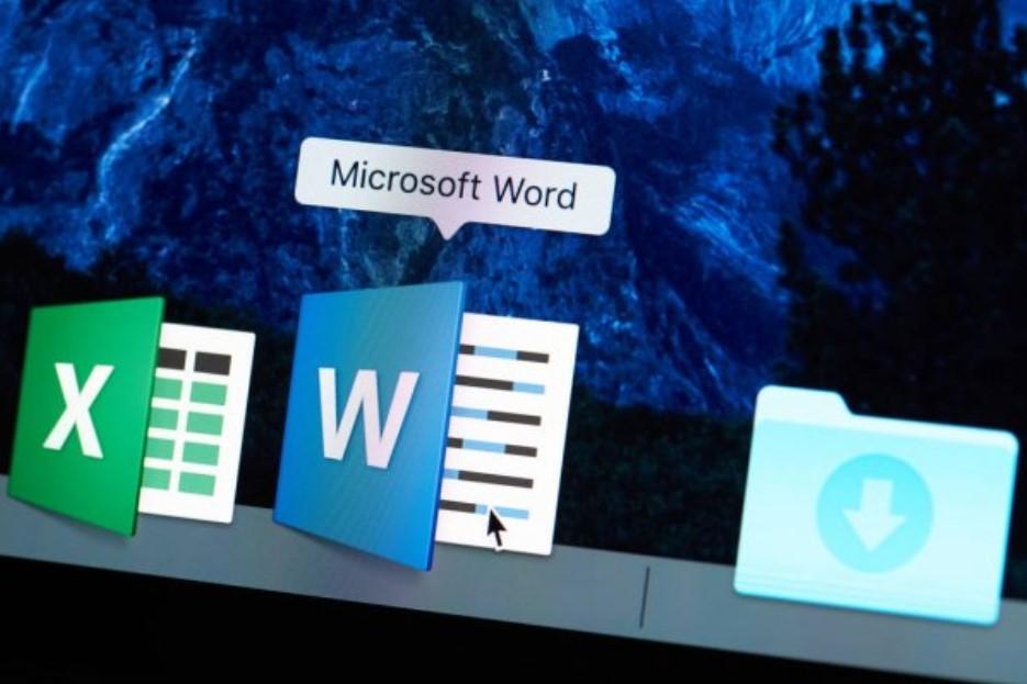 Aplikasi microsoft word di iOS