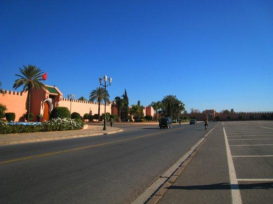 🔴 URGENTE | Frustran un ataque contra la residencia real de Mohamed VI en Marrakech.