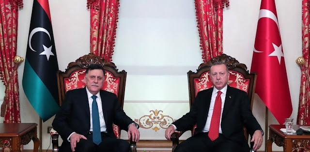 Τα ομόκεντρα συμφέροντα του τουρκο-λιβυκού MoU