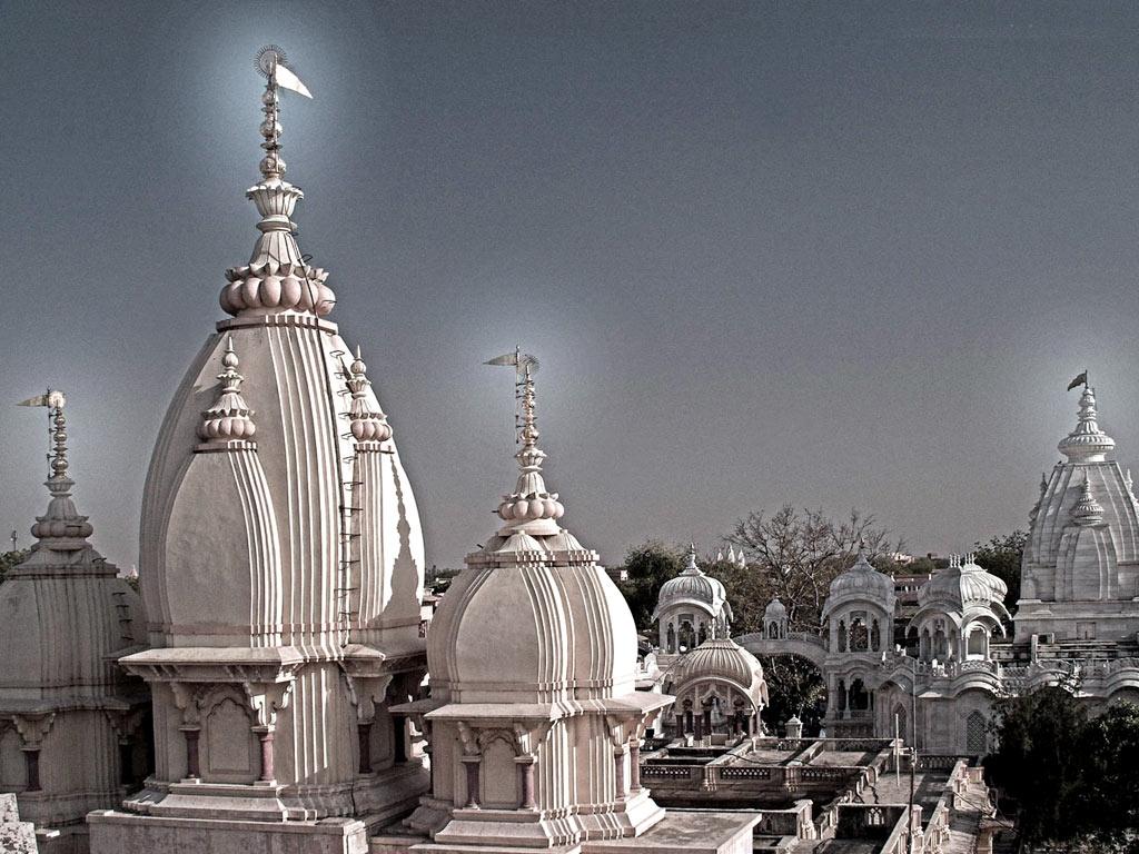 Hidnu Temples HD Wallpapers