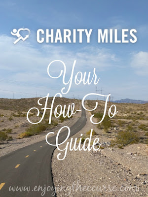 Charity Miles: Your How-To Guide