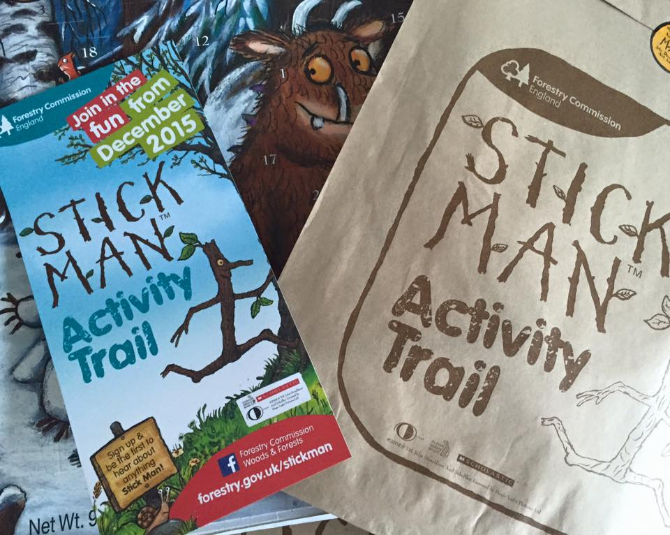 Stick Man Trail Activity Pack