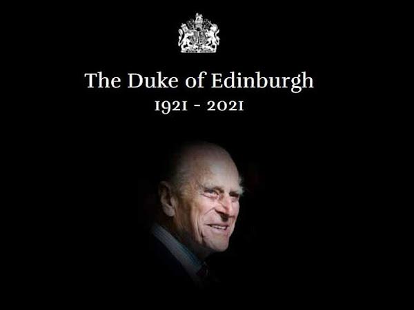 Przygotowania do pogrzebu księcia Filipa w Windsorze +  lista osób.