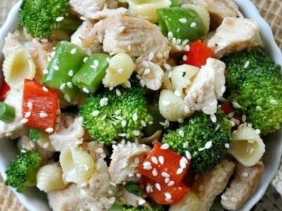 Healthy Recipes | Sesame Chicken Pasta Salad, Healthy Recipes For Weight Loss, Healthy Recipes Easy, Healthy Recipes Dinner, Healthy Recipes Pasta, Healthy Recipes On A Budget, Healthy Recipes Breakfast, Healthy Recipes For Picky Eaters, Healthy Recipes Desserts, Healthy Recipes Clean, Healthy Recipes Snacks, Healthy Recipes Low Carb, Healthy Recipes Meal Prep, Healthy Recipes Vegetarian, Healthy Recipes Lunch, Healthy Recipes For Kids, Healthy Recipes Crock Pot, Healthy Recipes Quick, Healthy Recipes For College Students, Healthy Recipes Slow Cooker, Healthy Recipes With Calories, Healthy Recipes For Pregnancy, Healthy Recipes For 2, Healthy Recipes Wraps, Healthy Recipes Yummy, Healthy Recipes Super, Healthy Recipes Best, Healthy Recipes For The Week, Healthy Recipes Casserole, Healthy Recipes Salmon, Healthy Recipes Tasty, Healthy Recipes Avocado, Healthy Recipes Quinoa, Healthy Recipes Cauliflower, Healthy Recipes Pork, Healthy Recipes Steak, Healthy Recipes For School, Healthy Recipes Slimming World, Healthy Recipes Fitness, Healthy Recipes Baking, Healthy Recipes Sweet, Healthy Recipes Indian, Healthy Recipes Summer, Healthy Recipes Vegetables, Healthy Recipes Diet, Healthy Recipes No Meat, Healthy Recipes Asian, Healthy Recipes On The Go, Healthy Recipes Fast, Healthy Recipes Ground Turkey, Healthy Recipes Rice, Healthy Recipes Mexican, Healthy Recipes Fruit, Healthy Recipes Tuna, Healthy Recipes Sides, Healthy Recipes Zucchini, Healthy Recipes Broccoli, Healthy Recipes Spinach,  #healthyrecipes #recipes #food #appetizers #dinner #chicken #pasta #salad