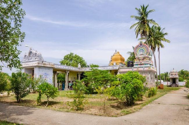 Sri Arambeswarar Temple Prakaram