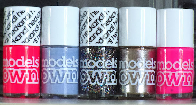 My Top 5 | Models Own Nail Polishes