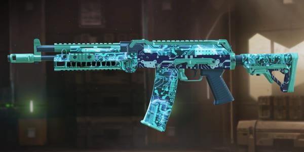 AK117 Evil Chip