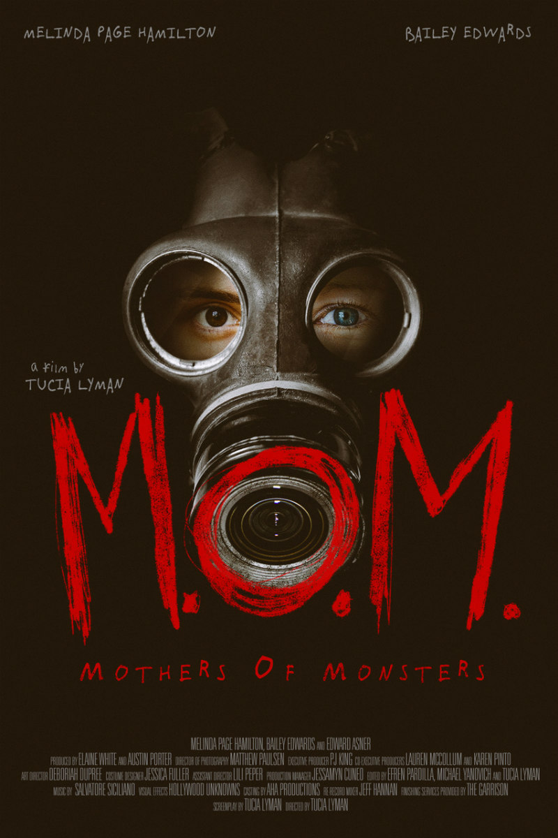 M.O.M. (Mothers of Monsters) poster