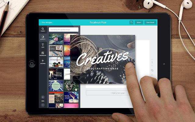 Aplikasi Penggabung Foto di Android