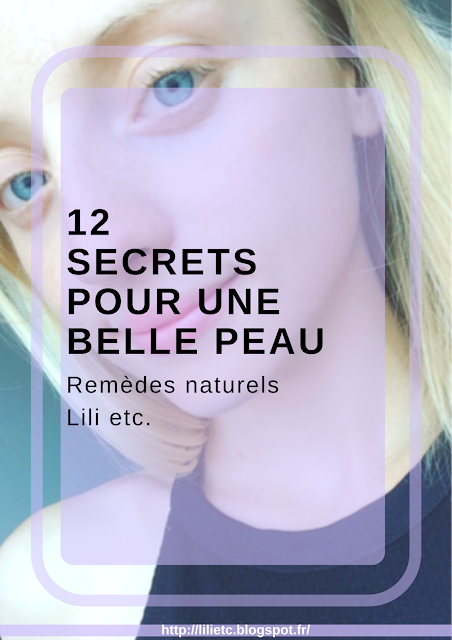 12 Secrets Pour Une Belle Peau